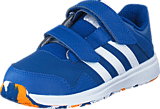 adidas Sport Performance - Snice 4 Cf I Eqt Blue/Ftwr White/Orange