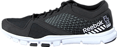 Reebok - Yourflex Train 7.0 Black/Flat Grey/White