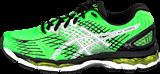 Asics - Gel Nimbus 17 Green/White/Black