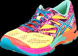 Asics - Gel Noosa Tri 10 FlashYellow/Turquoise/Pink