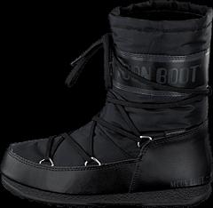 Moon Boot - Mb We Soft Shade Mid Black