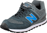 New Balance - ML574TTC Black/Grey