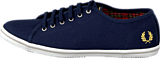 Fred Perry - Phoenix Canvas carbon blue/super lemon