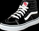 Vans - Sk8-Hi Black/True White