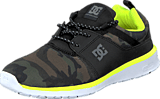 DC Shoes - Heathrow Se M Shoe Black Camo