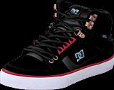 DC Shoes - Spartan High Wc Wr Shoe Black