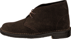Clarks - Desert Boot. Brown Sde
