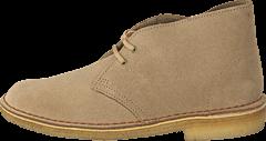 Clarks - Desert Boot. Sand Sde