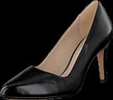 Clarks - Dalhart Sorbet Black Leather