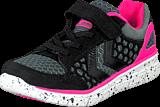 Hummel - Hummel Crosslite Jr Lo Black/Pink