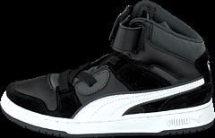 Puma - Puma Rebound Street Sd Kids Black