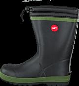 Pax - Bubba Black/green