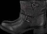 Wrangler - Fire Ankle Black