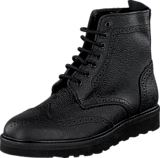 WeSC - Brogue Boot Black