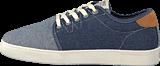 WeSC - Off Deck Sneaker Blue