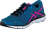 Asics - Gel-Zaraca 4 Mosaic Blue/Pink Glow/Onyx