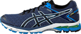 Asics - GT-1000 4 G-TX Indigo Blue/Black/Yellow