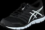 Asics - Gel Zaraca 4 T5K3N Black/White/Silver