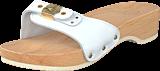 Scholl - PESC. HEEL ORIGINAL White
