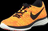 Nike - Wmns Nike Flyknit Lunar3 Vlt/Blck-Bright Crimson