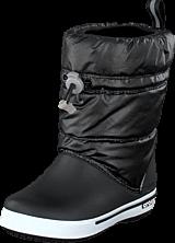 Crocs - Crocband Iri Gust Boot Kids Black/White
