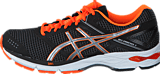 Asics - Gel-Phoenix 7 Black/Silver/Hot Orange