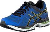 Asics - Gel Cumulus 17 Gtx Mosaic Blue/Black/Lime Punch