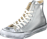 Converse - All Star-Hi Silver/White/Black