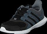 adidas Sport Performance - Hyperfast 2.0 K Grey/Core Black/Onix