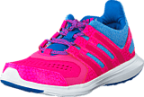 adidas Sport Performance - Hyperfast 2.0 K Shock Blue/Shock Pink/Pink
