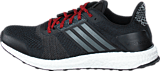 adidas Sport Performance - Ultra Boost St M Core Black/Iron Met./Vivid Red
