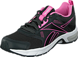 Reebok - Pheehan Run 4.0 Gravel/Black/Icono Pink
