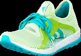 adidas Sport Performance - Pureboost X Halo/Shock Green/Slime