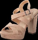 Bianco - Strap Chunky Sandal Pink/Powder