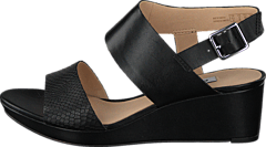 Clarks - Ornate Fleur Black Leather