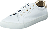 Gant - Alice Lace G31 White/Gold