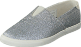 Hummel - Slip-on glitter junior Champagne