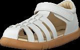 Bobux - Classic Skip White