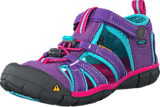 Keen - Seacamp Ii Cnx-Kids Purple Heart/Very Berry
