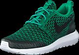 Nike - Nike Roshe Nm Flyknit Se Lucid Green/Black-White