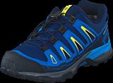 Salomon - X-ULTRA GTX J Blue Depths/Cloisonné/Yellow