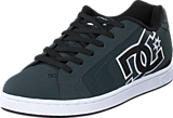 DC Shoes - Dc Net Shoe Grey/Black/White