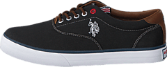 U.S. Polo Assn - Dalan 6 Canvas Black