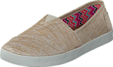 Toms - Avlon Slip-On Natural Metallic