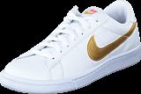 Nike - Wmns Tennis Classic White / Metallic Gold
