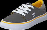 DC Shoes - Trase TX Grey/ White/ Yellow