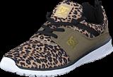 DC Shoes - Heathrow SE Leopard Print