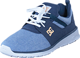DC Shoes - Heathrow SE Navy/White