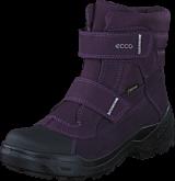 Ecco - 732632 Snow Rush Black/Night Shade/Night Shade