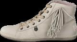 Odd Molly - High Five High Sneaker Light Porcelain